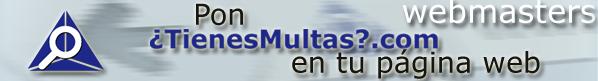 Pon TienesMultas en tu página web